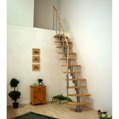 Best Dolle Rome Modular Staircase Kit In 2020 Modular 400 x 300