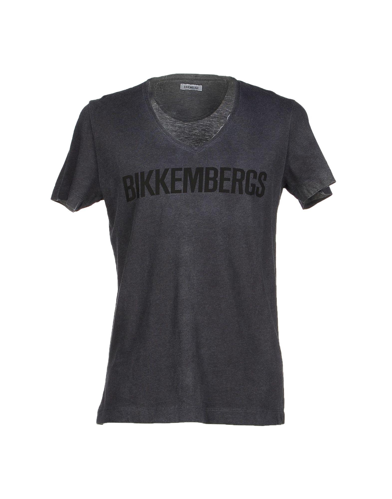 Bikkembergs T-Shirt - Men Bikkembergs T-Shirts online on YOOX Egypt - 37759120KB
