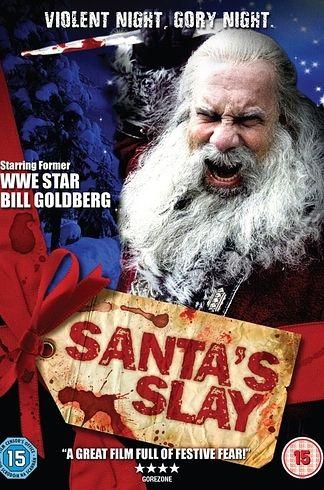 Santa S Slay Christmas Horror Movies Christmas Horror Scary Christmas