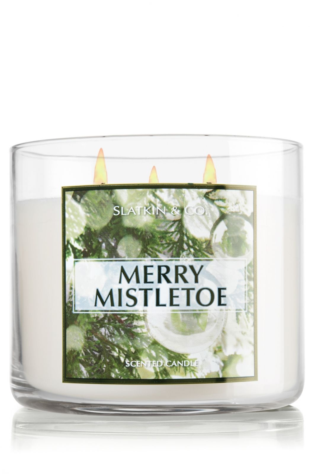 Merry Mistletoe Candles From Bath And Body Works Buying In Bulk