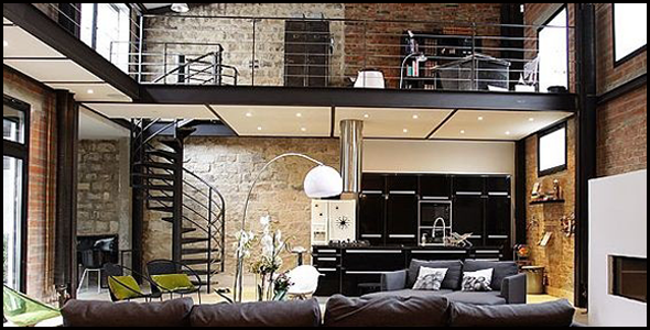 d co loft new york architecture pinterest inspiration york et d co garage. Black Bedroom Furniture Sets. Home Design Ideas