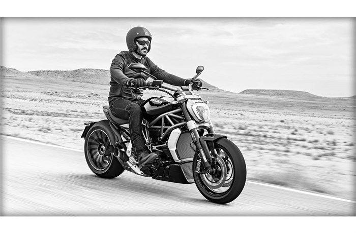 New Ducati Models