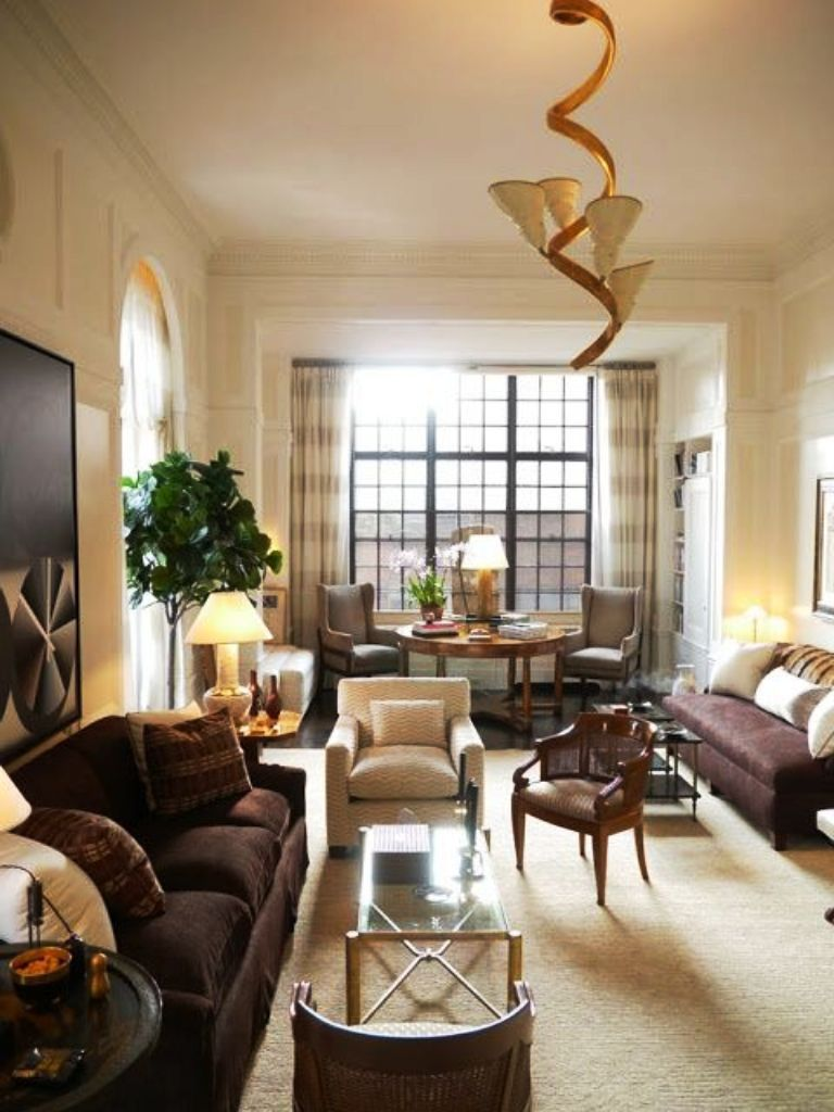 Design Narrow Living Room: Decorating Narrow Rectangular Living Room (With Images