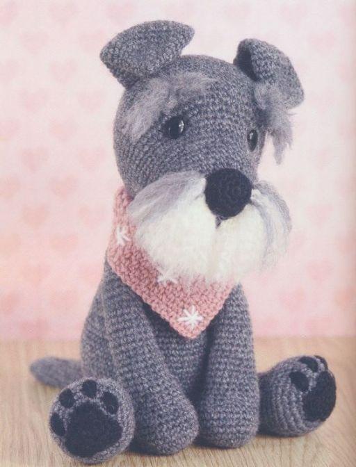 Ideias de Bichinhos de Amigurumi – Meu Mundo de Crochê #muñecosdeganchillo