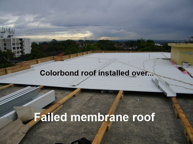 Roof Help Topics For Roof Repairs In Sydney Membrane Roof Roof Problems Roof Repair