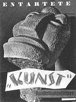 L'exposition d'art dégénéré de 1937