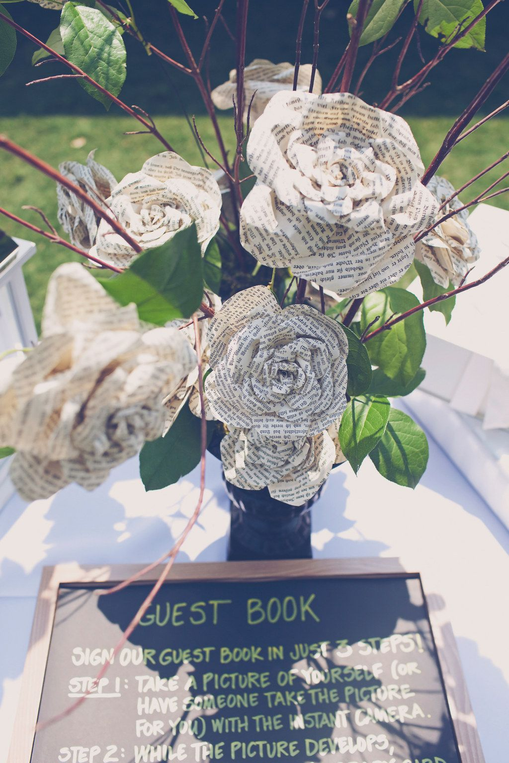 21 stunning nontraditional wedding bouquets faux flowers 21 stunning nontraditional wedding bouquets non flower izmirmasajfo Images