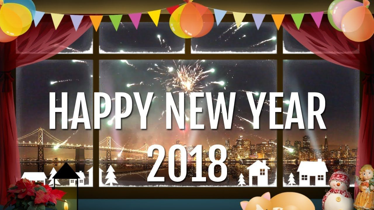 Animated new year wishes 2018 happy new year greetings for friends animated new year wishes 2018 happy new year greetings for friends newyearseve happynewyear kristyandbryce Gallery