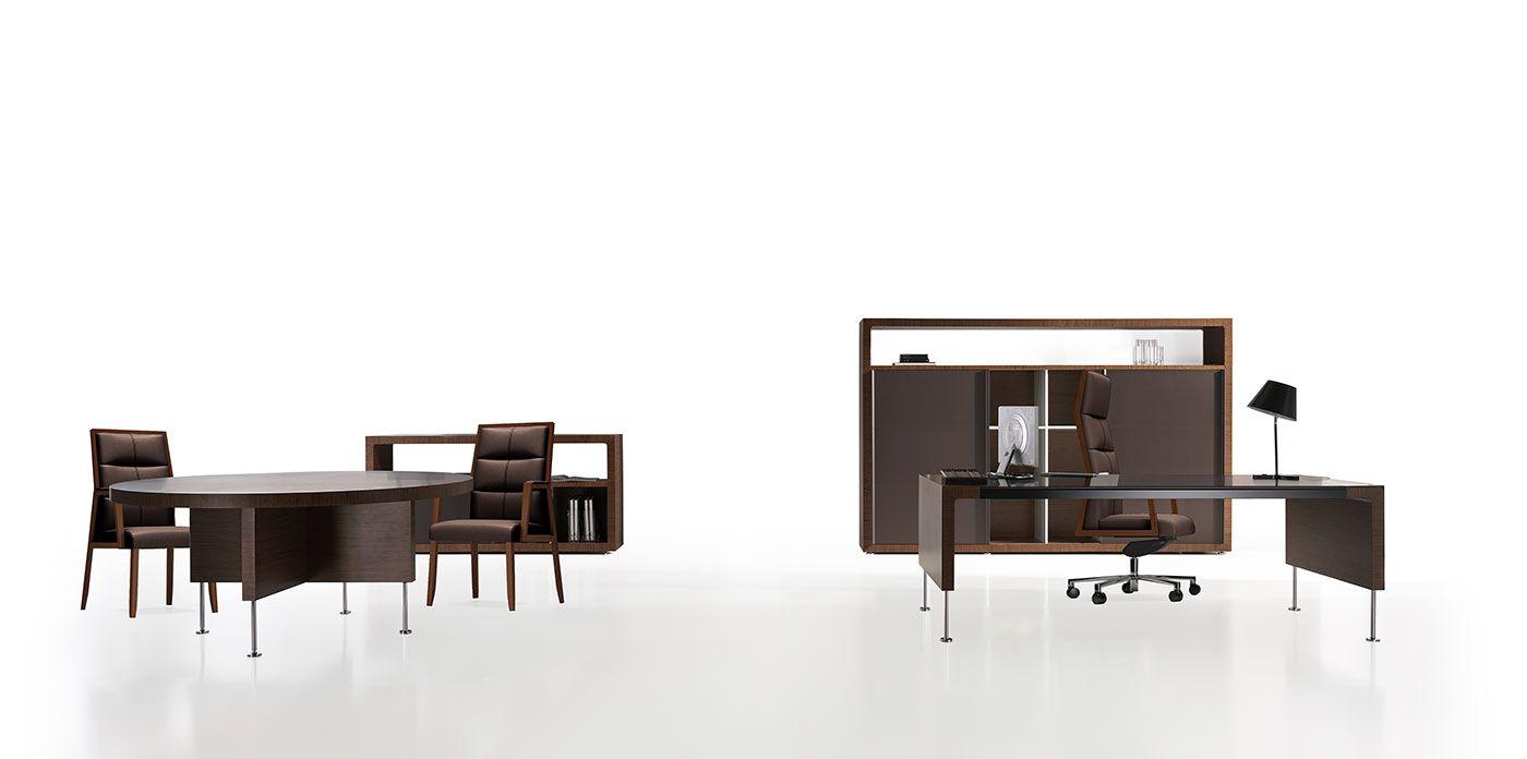 Muebles De Oficina Vanguardistas De La Serie Prima Sinfonia Con  # Muebles Codigo Abierto