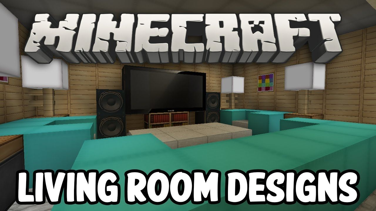 minecraft modern house interior design home decoration minecraft
