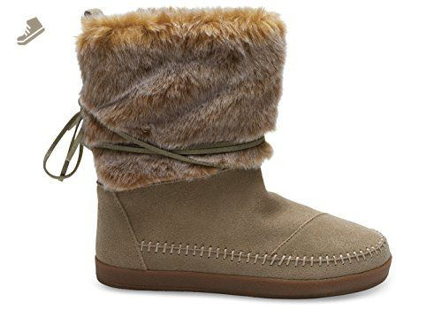 187115762c9 Toms Women s Oxford Tan Suede Faux Nepal 10006213 (SIZE  9) - Toms sneakers  for women ( Amazon Partner-Link)