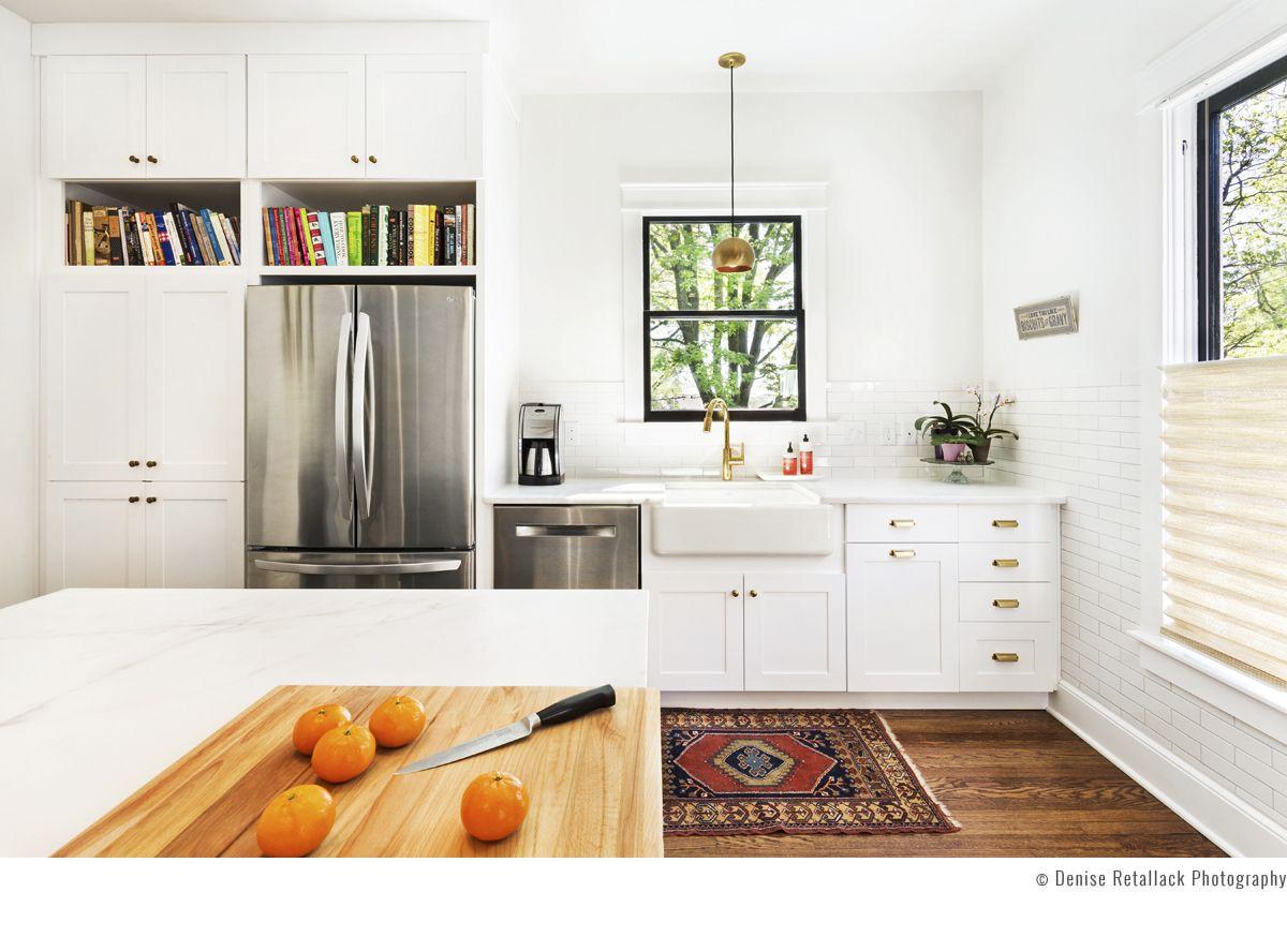 White kitchen brass hardware brass drawer pulls brass cabinet pulls ...