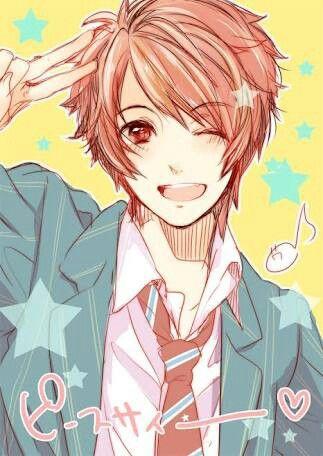 Pin By Erica On ۵ Uta Hs Ryaihcyeѕ ѕama Uta No Prince Sama Anime Cute Anime Guys