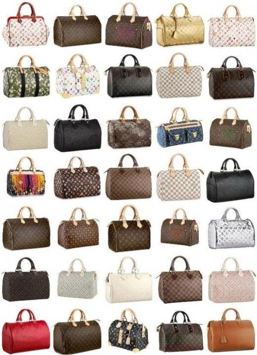 4e8113270 LV (Louis Vuitton) Speedy, monogram, damier ebene, damier azur or other  styles?