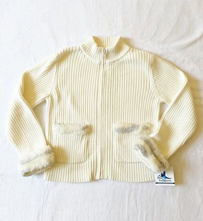 Gymboree (2004) Zip-Up Sweater. Size 5.