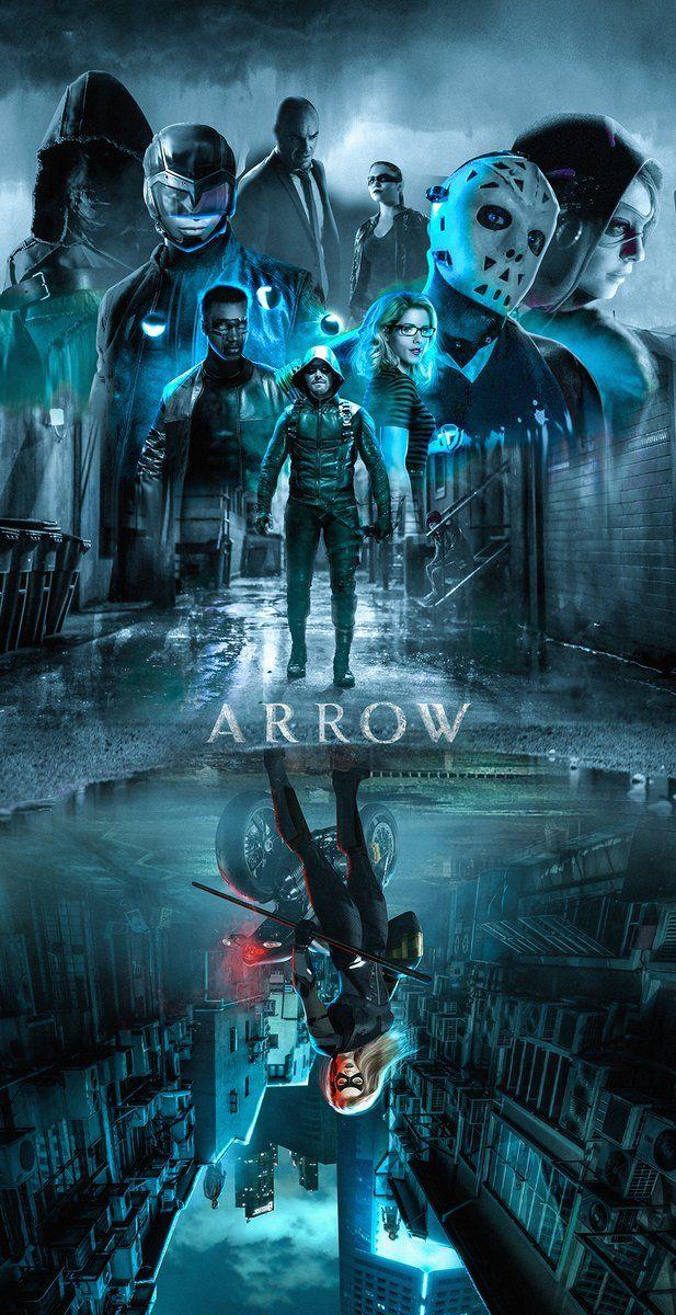 Staffel 5 Arrow