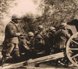 Commemorazione della I Guerra mondiale