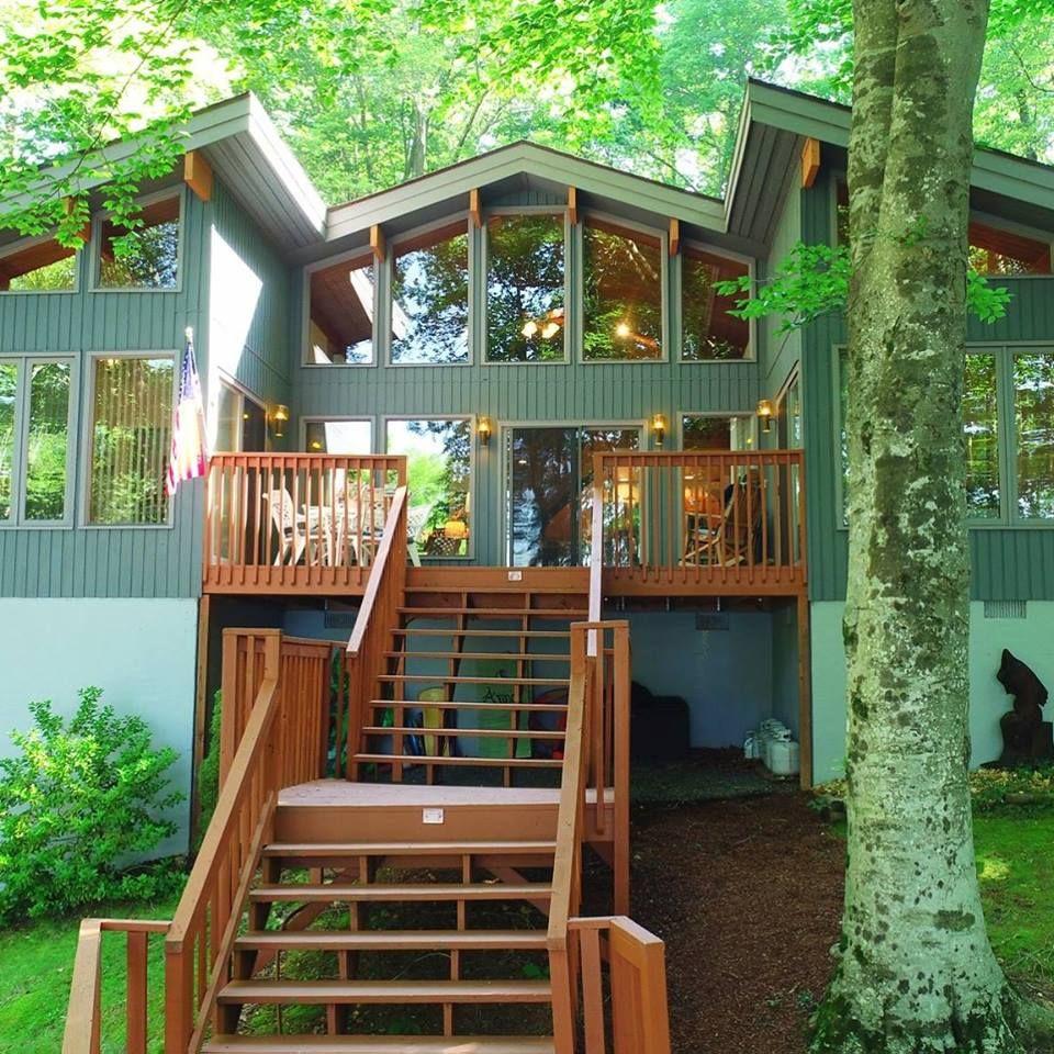 Condo Or Apartment Difference: Beautiful Lake Anna Virginia Vacation Rental Sleeps 8