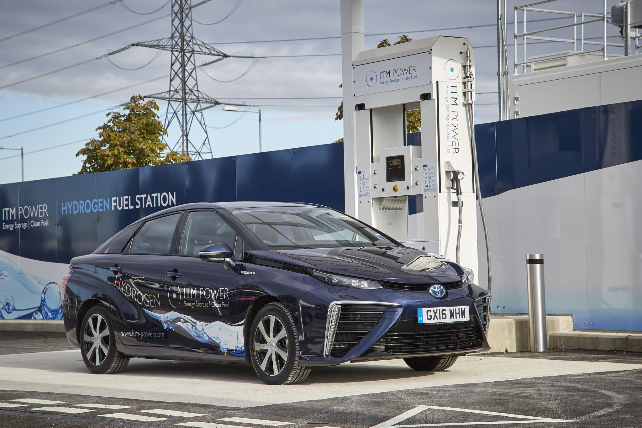 Image result for mirai itm Toyota, Electric cars, Car