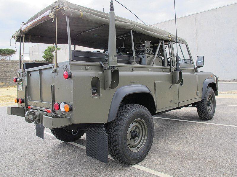 Ex MOD Land Rover Defender 110. Land rover models, Land