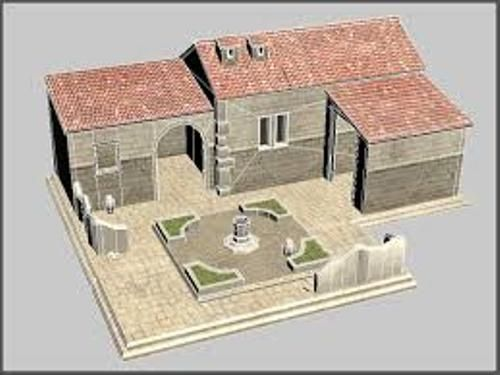 8 Facts About Ancient Greek Homes Greek House Ancient Greek Architecture Ancient Architecture