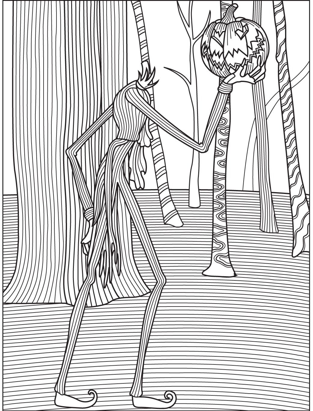Halloween Coloring Page Colorish Free Coloring App For Adults By Goodsofttech Halloween Coloring Pages Disney Coloring Pages Coloring Books