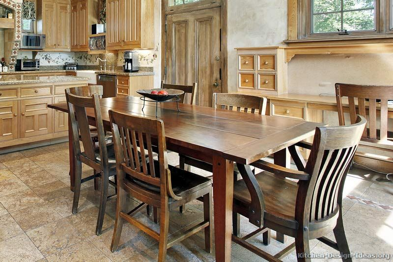 Ideas For Rustic Kitchen Table Onetouch Tent