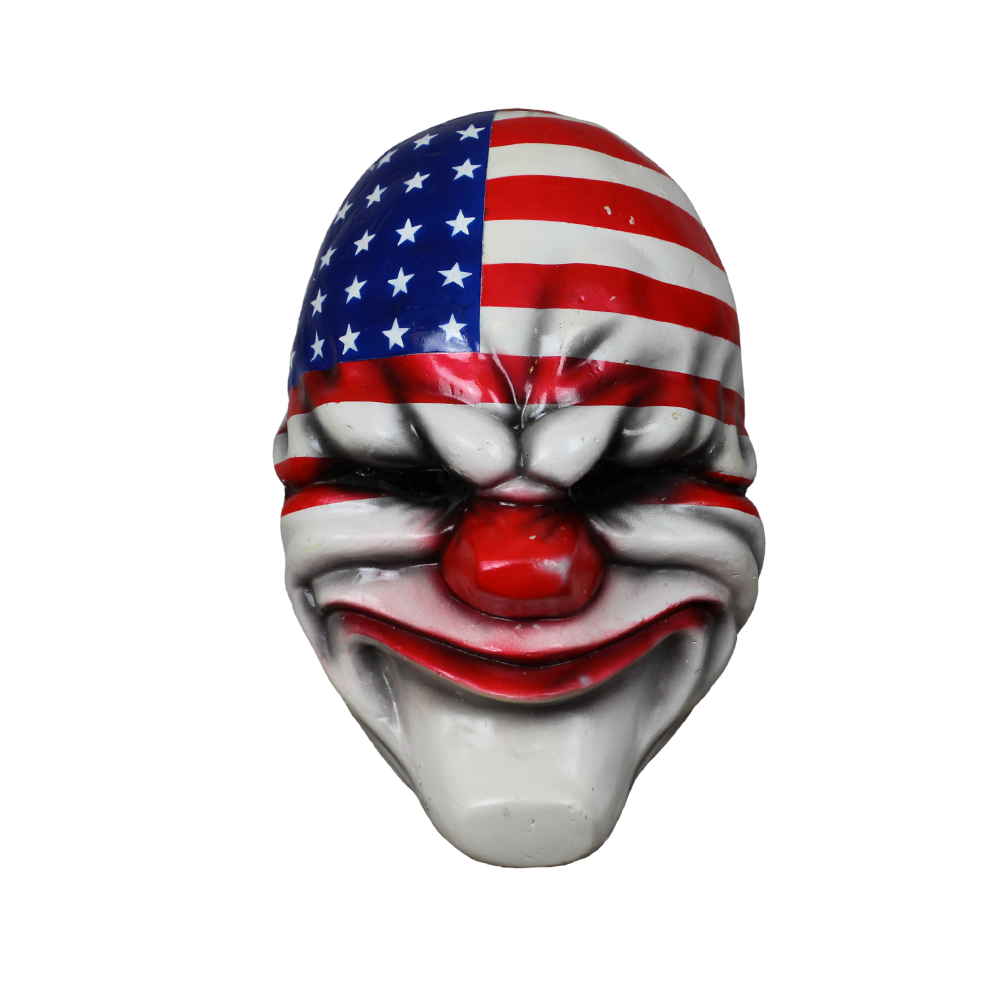 Payday 2 Face Mask Dallas PREORDER | Face masks and Masking