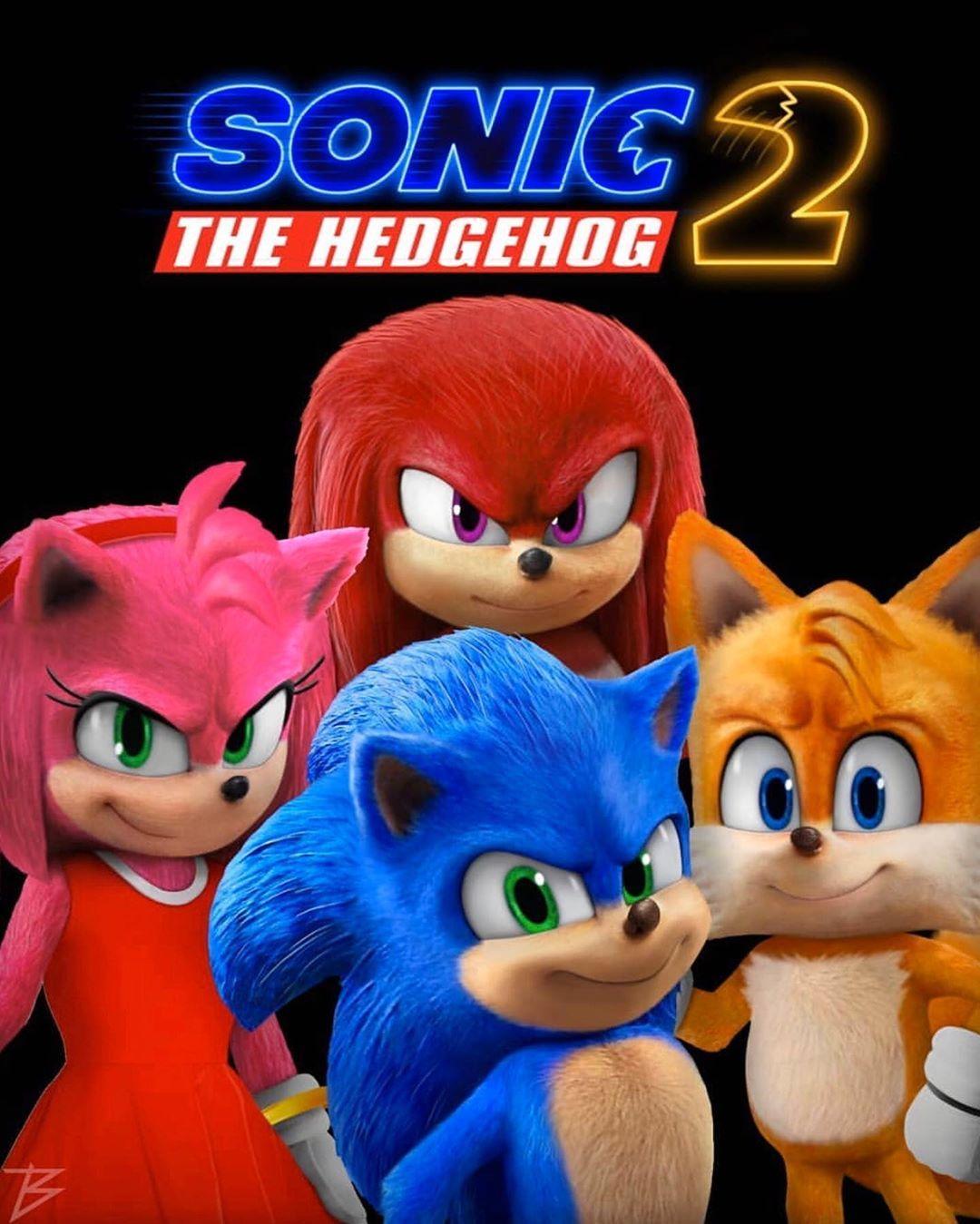 Sonic The Hedgehog 20 Movie Tails   PeepsBurgh