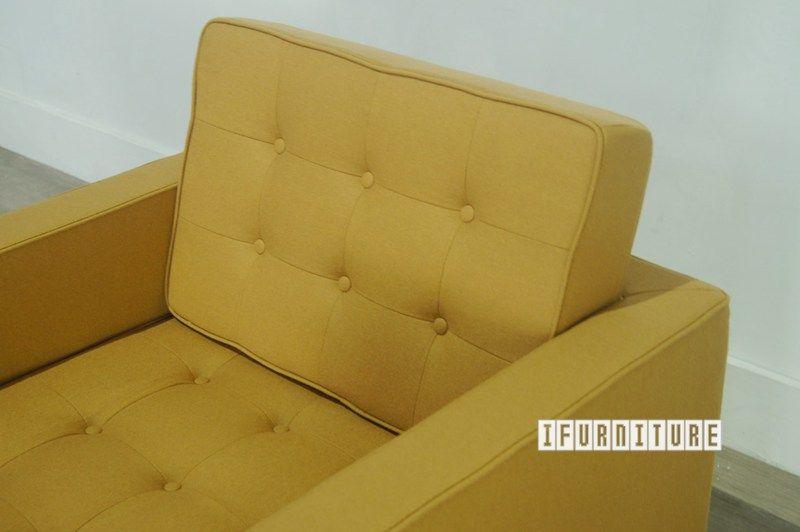 FLORENCE KNOLL Sofa Replica *Cashmere, Multi Color , Replica Reproduction,  NZu0027s Largest Furniture