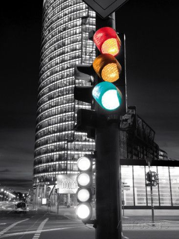 Traffic Lights Posters By Gavin Hellier Traffic Light Color Photography Framing Photography
