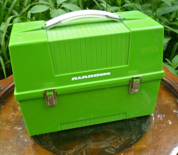 Image result for plastic lunch boxes vintage