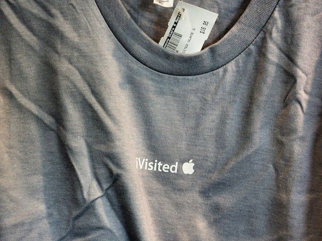 These Are All The Shirts Apple Sells At The Company Store