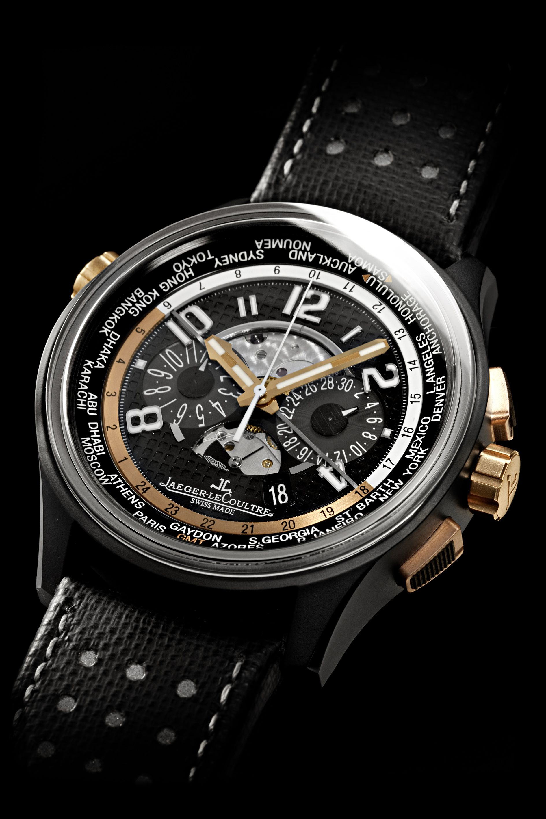 jaeger lecoultre amvox v timekeepers pinterest montres horlogerie et montre suisse. Black Bedroom Furniture Sets. Home Design Ideas