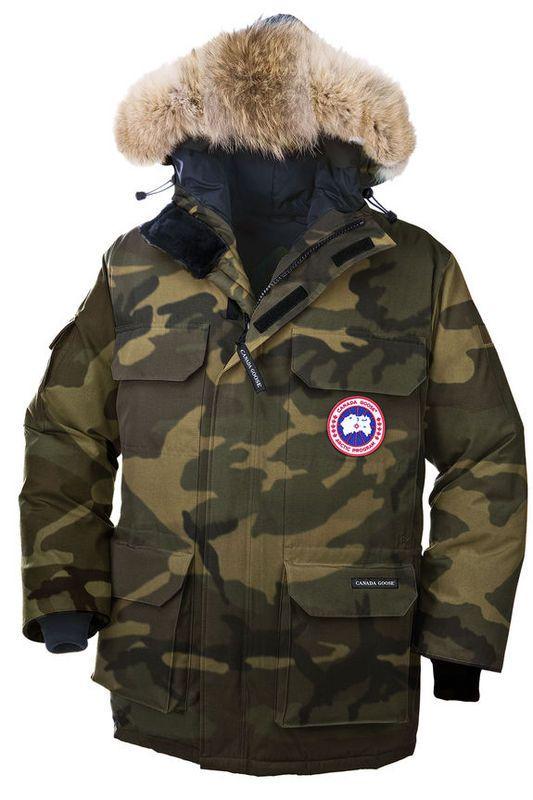 Canada jacke camouflage