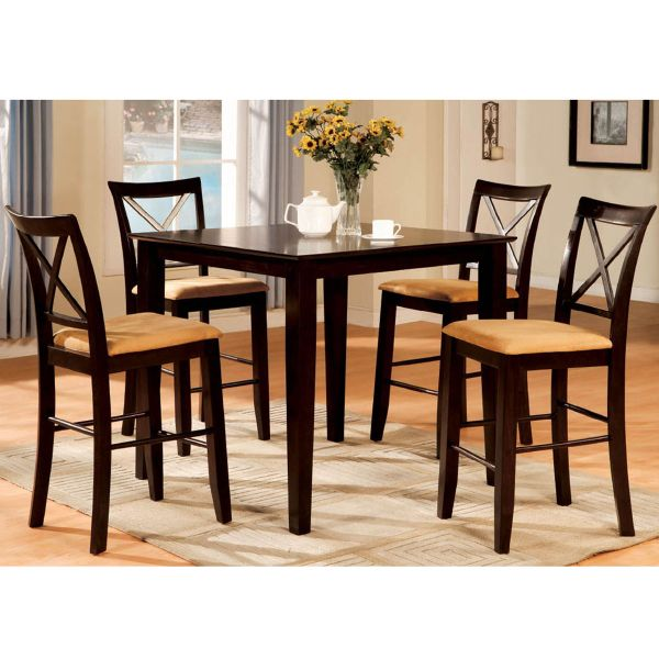 Counter Height Dining Set By Furniture Of America