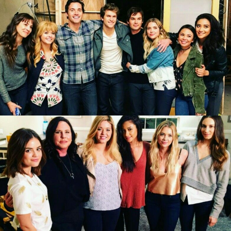 Family Pretty little liars characters, Pretty little