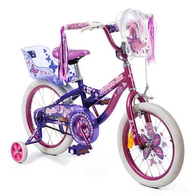 Image For Southern Star Girls 40cm 16 Stylin Bike From Kmart