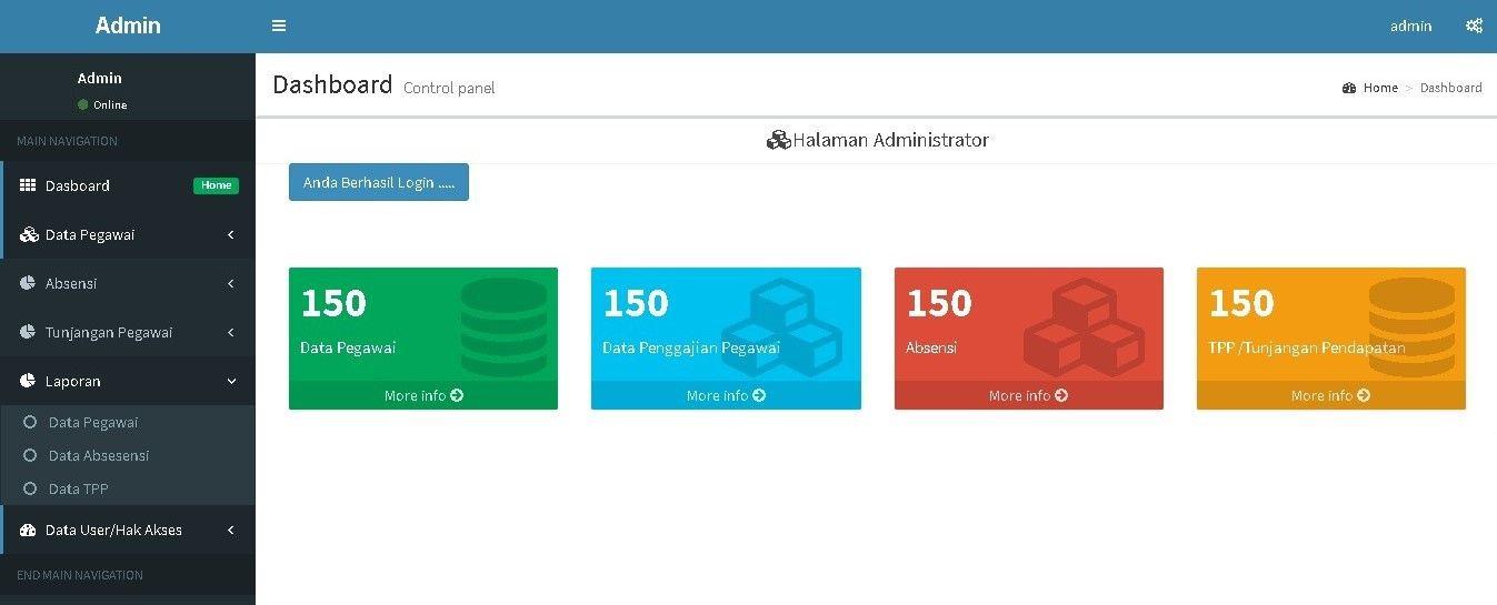 Source Code Sistem Informasi Tunjangan Pegawai Berbasis Web Aplikasi Perbaikan Php