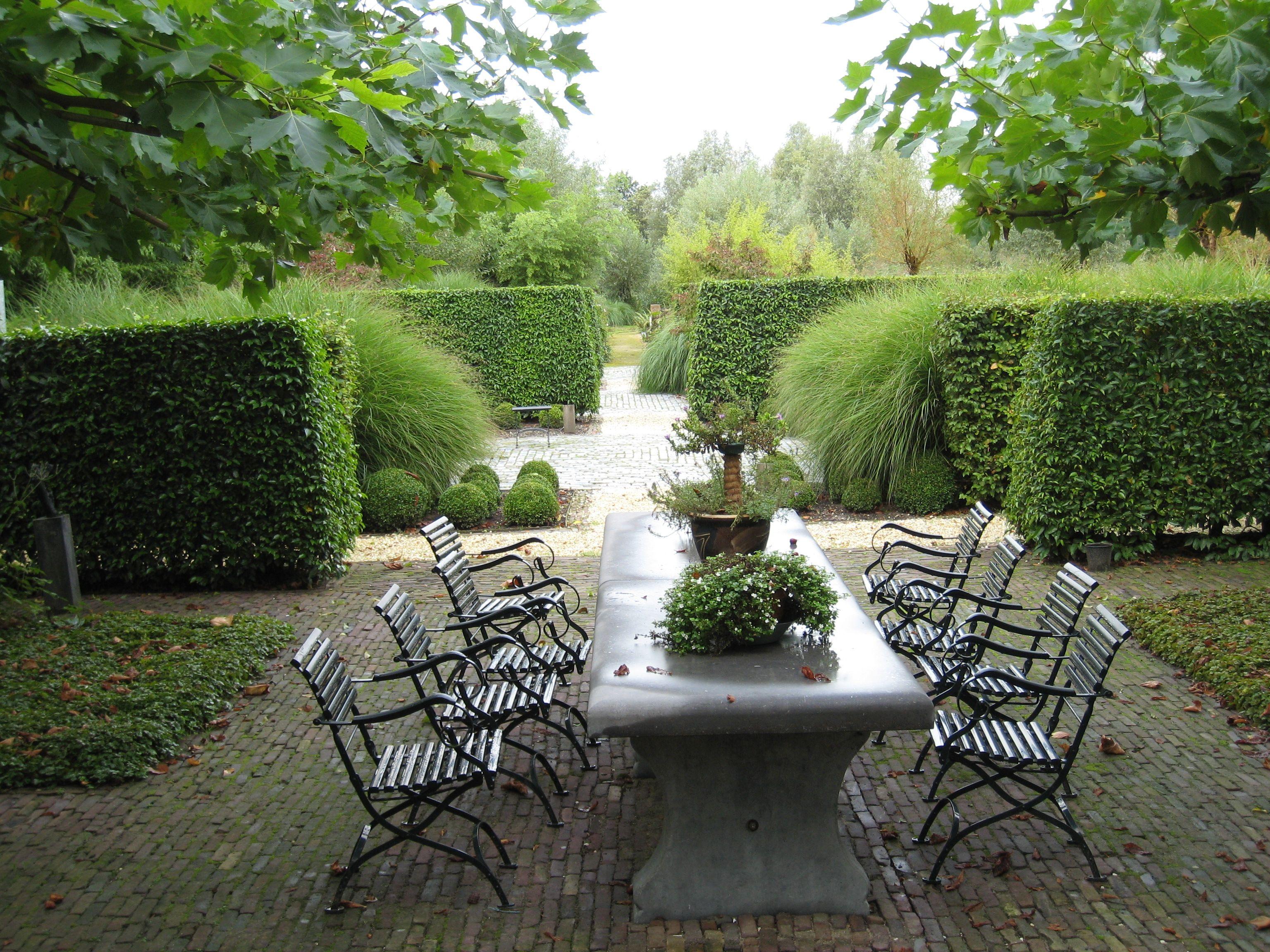 Arend jan van der horst tuinarchitect google zoeken tuin