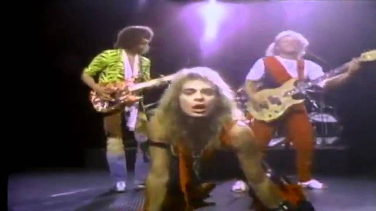 Van Halen Jump 1984 Eighties Music Van Halen Music Videos