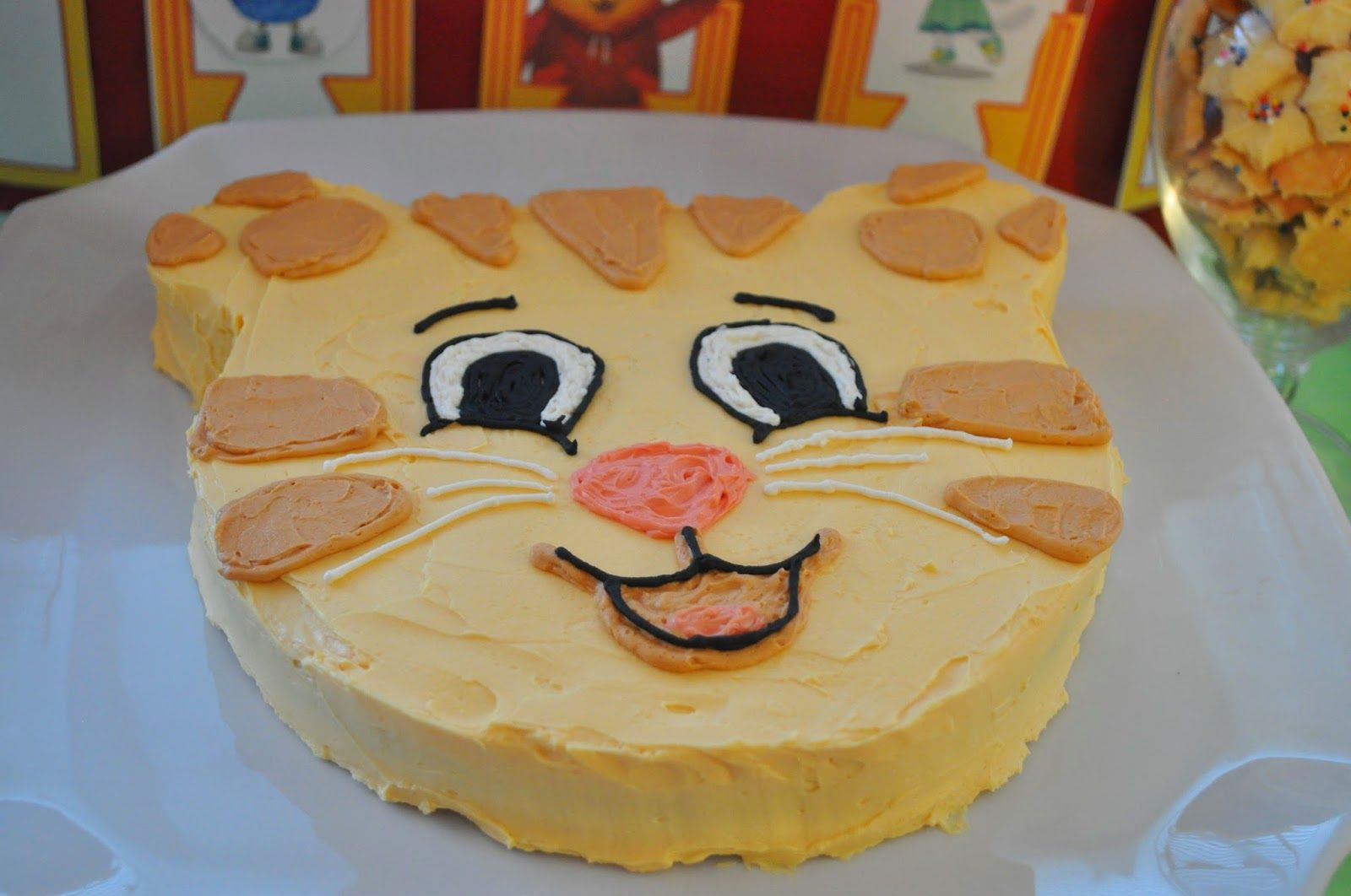 Daniel Tiger Cake You Re Gonna Bake It After All