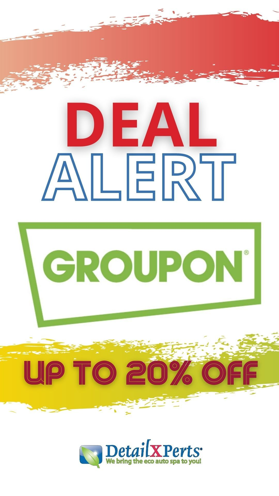 Groupon Deal Auto Detailing in 2020 Car detailing