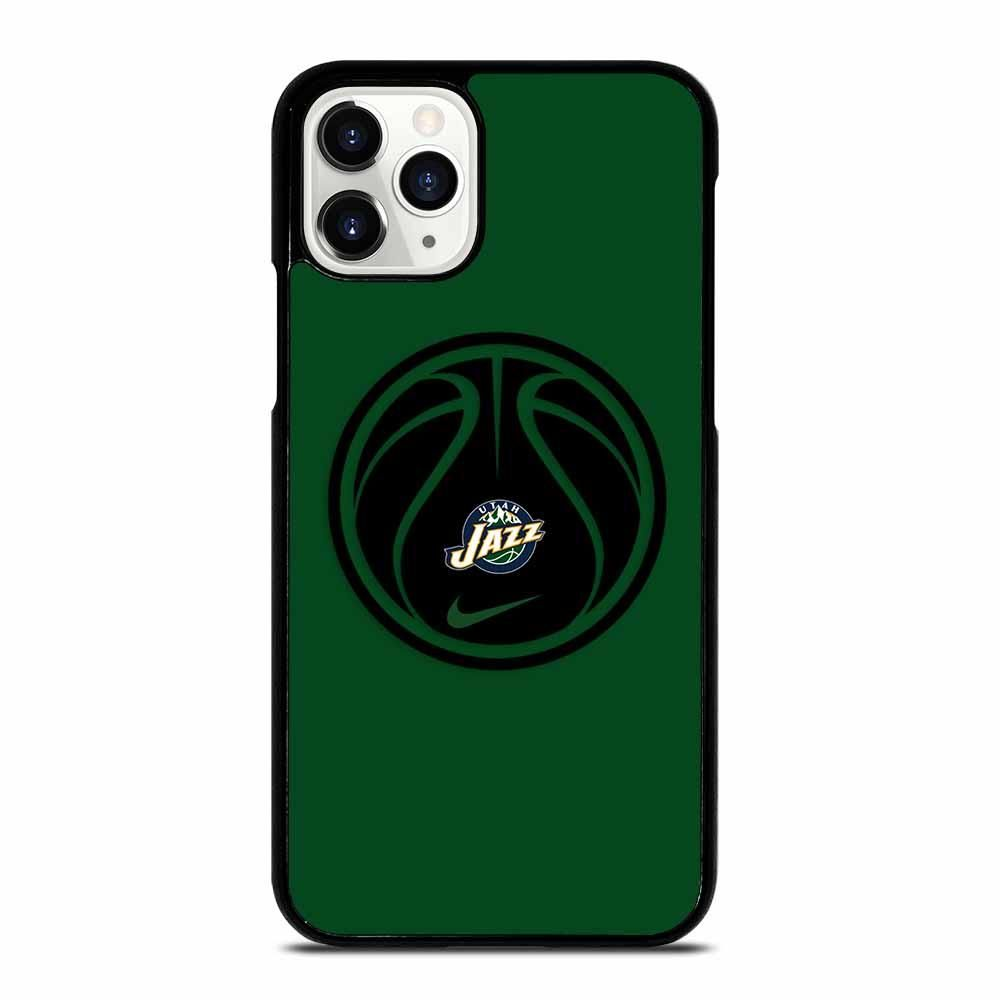 UTAH JAZZ BASKETBALL LOGO iPhone 11 Pro Case