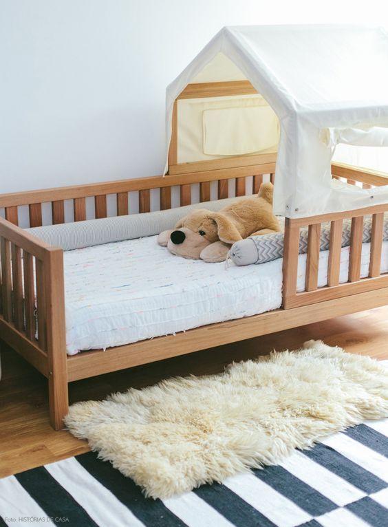 20 camas infantis diferentes para o quarto do seu filho