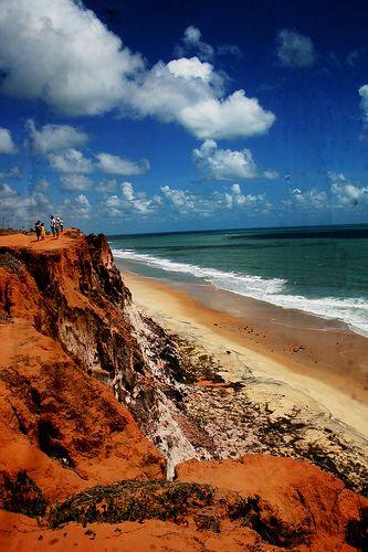 Timbau do Sul, Rio Grande do Norte next to the famous Praia da Pipa.