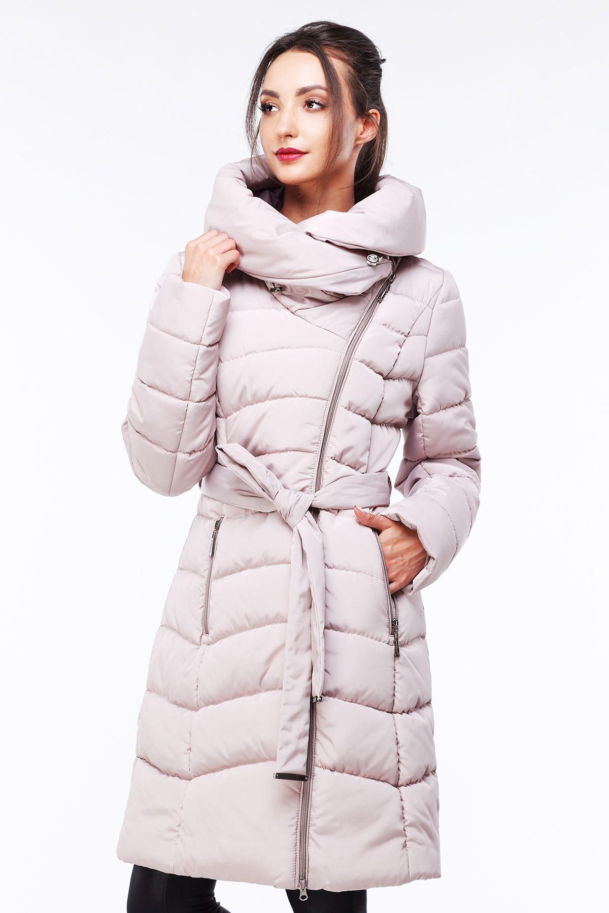 Женский пуховик зимнее пальто Альмира от Nui Very - зимняя куртка ... 56ef24bcf21b4