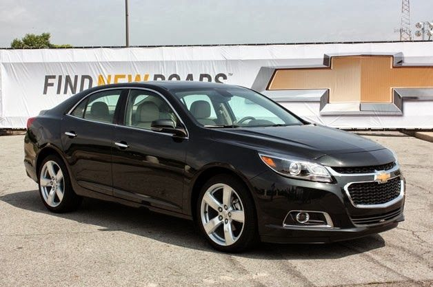 2014 Chevy Malibu Hybrid Cancelled As Four Banger Improves Fuel