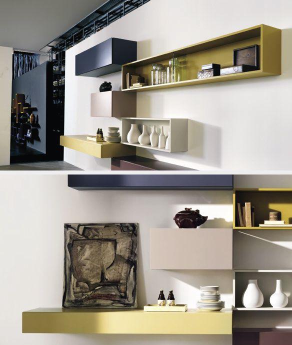 High End Italian 36e8 Modular Wall Unit Comp 0175 Modern Designer Luxury Furniture At Coni
