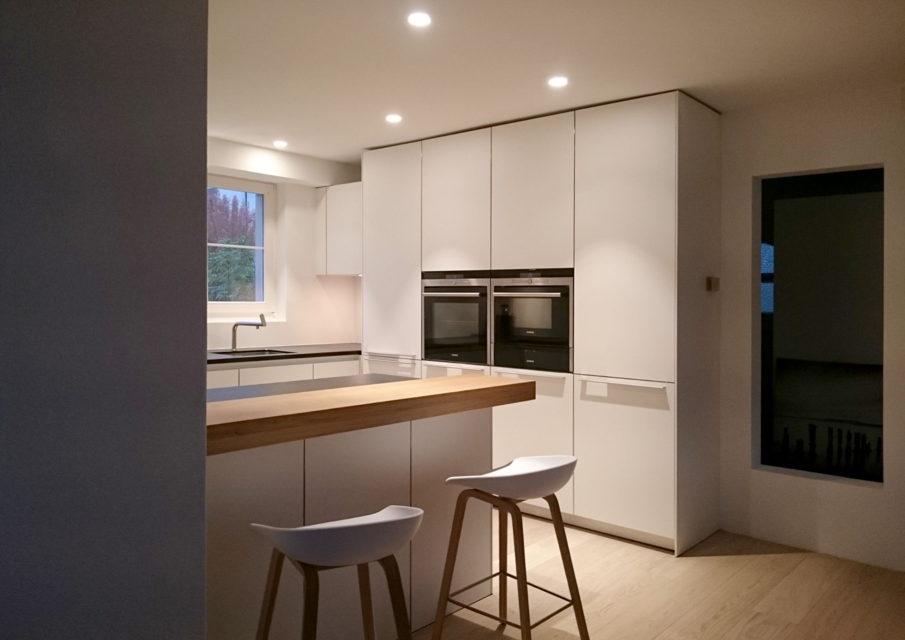 Innenarchitektur | Küche Interior Design | Kitchen bulthaup b3 + HAY ...